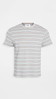 Wax London Duval Striped T-Shirt