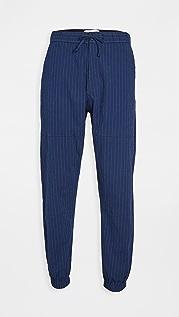 Wax London Hike Combat Trousers
