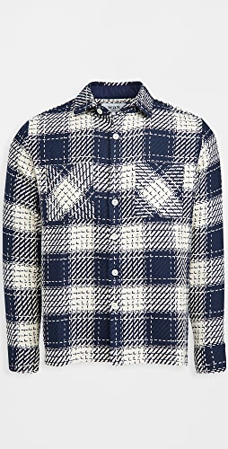Wax London - Whiting Overshirt