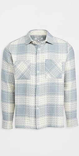 Wax London - Whiting Heavy Overshirt
