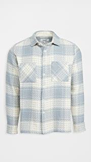 Wax London Whiting Heavy Overshirt