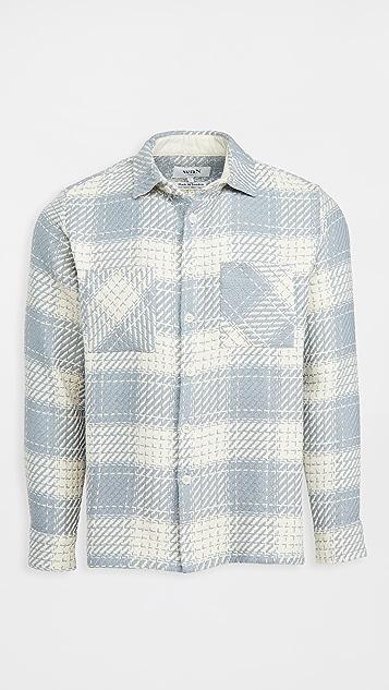 Wax London Whiting Heavy Overshirt