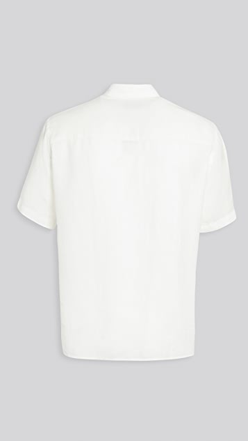 Wax London Hugg Classic Linen Shirt