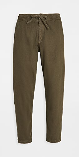 Wax London - Kurt Cotton Twill Pants