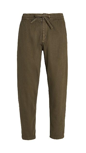 Wax London Kurt Cotton Twill Pants
