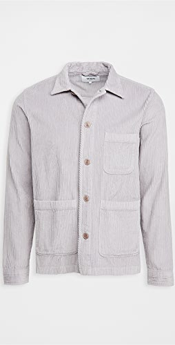 Wax London - Chet Jumbo Cord Jacket