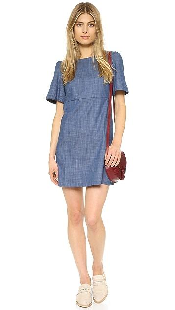 WAYF A-Line Dress