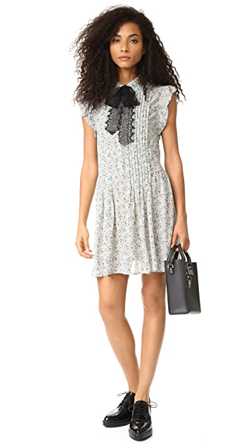 WAYF Paxton Shirtdress