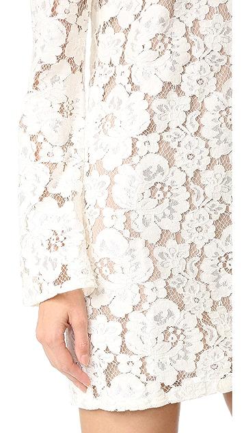 WAYF Belvue Lace Dress