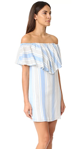 WAYF Off Shoulder Dress