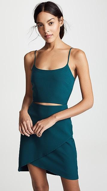 WAYF Newport Cutout Cami Dress