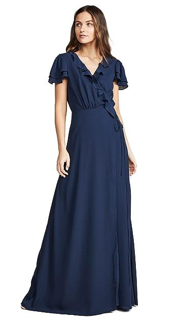 WAYF Evaline Dress