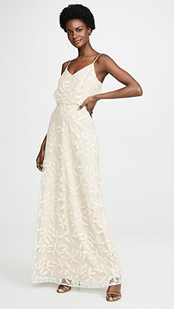 WAYF Savannah Gown