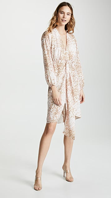 WAYF Arista Dress