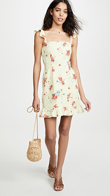 WAYF Enclave Mini Dress