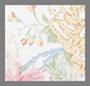 цвет слоновой кости в винтажном стиле с цветами