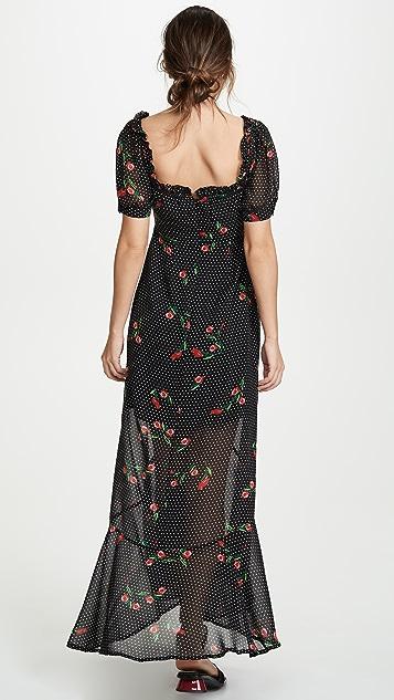 WAYF Платье Pamela