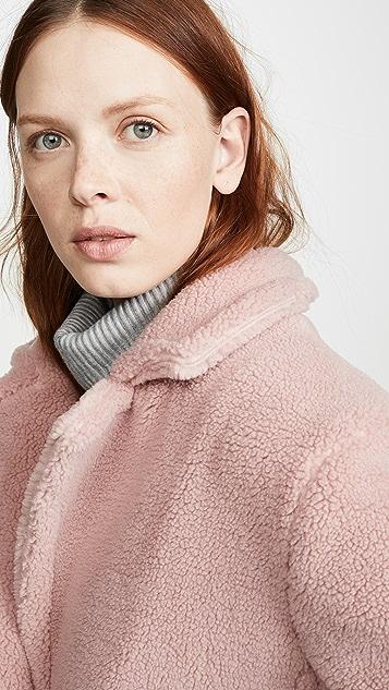 WAYF Rosebud 茧型大衣