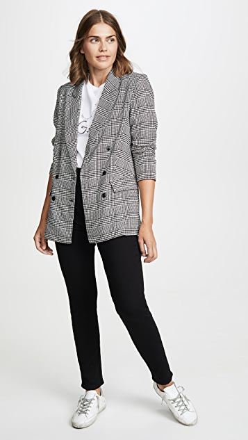 WAYF Finn Double Breasted Blazer