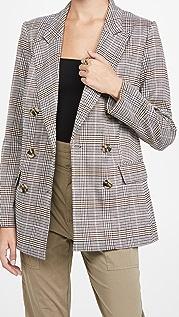 WAYF Finn 双排扣西装外套