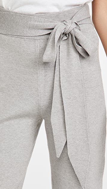 WAYF Kerry Tie Waist Pants