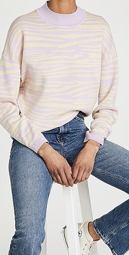 WAYF - Vincent Intarsia Sweater