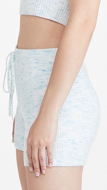 WAYF 束带短裤