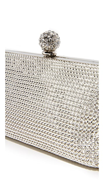 Whiting & Davis Crystal Ball Clutch