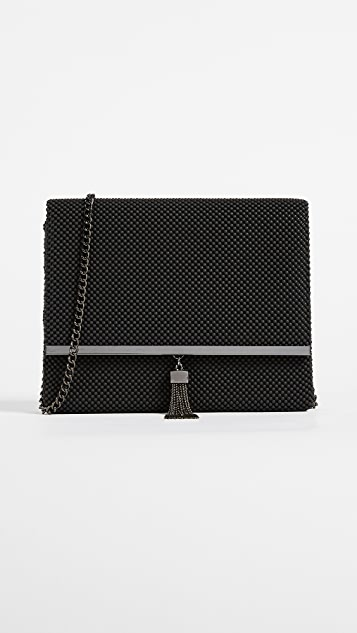 Whiting & Davis Barcelona Cross Body Bag