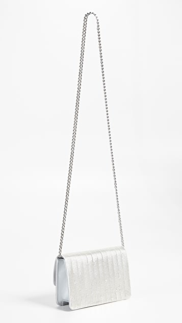 Whiting & Davis Sydney Shoulder Bag