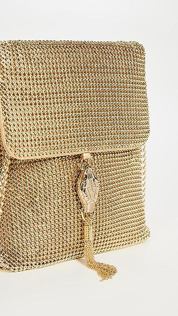 Whiting & Davis Jeanne Cross Body Bag