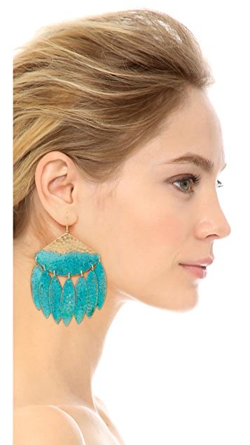 We Dream In Colour Alyssa Earrings
