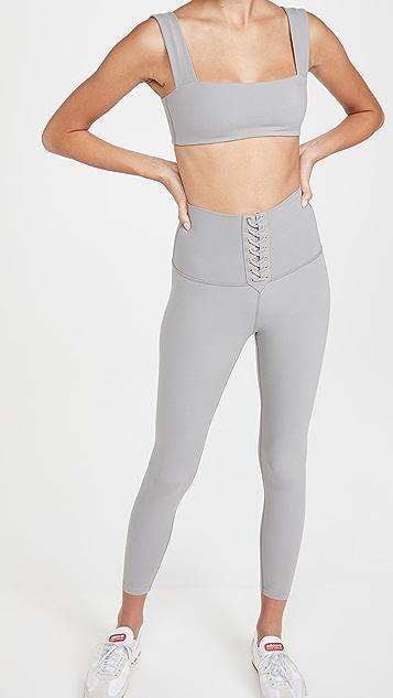 WeWoreWhat Active 系带贴腿裤