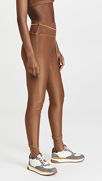 WeWoreWhat Active Chain High Rise Leggings