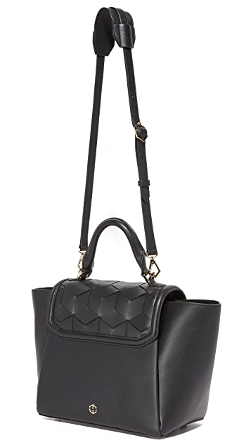 Welden Saunter Flap Satchel