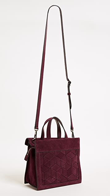 Welden Voyager Small Flap Satchel