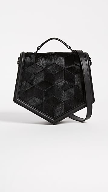 Welden Hexagon Escapade Saddle Bag