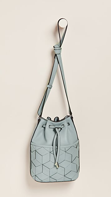 Welden Mini Gallivanter Bucket Bag