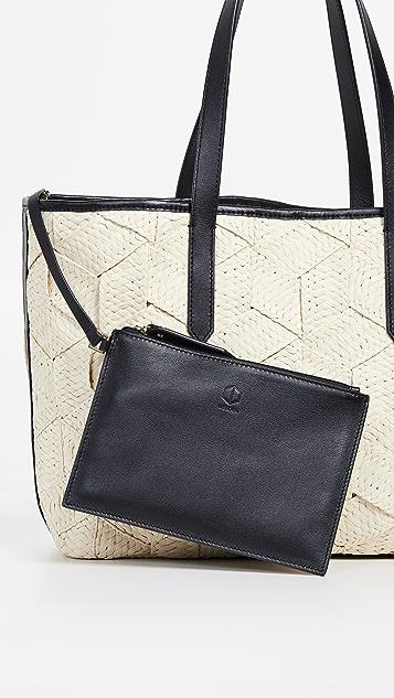 Welden Объемная сумка с короткими ручками Playa