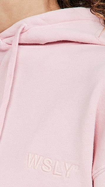 WSLY The Ecosoft Oversized Hoodie