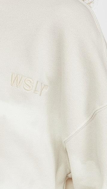 WSLY The Ecosoft 圆领运动衫