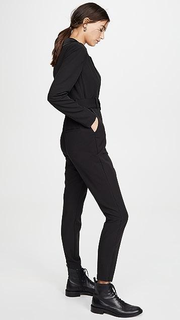WeWoreWhat Blazer Jumpsuit