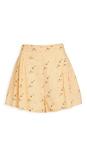WeWoreWhat Etoile 短裤