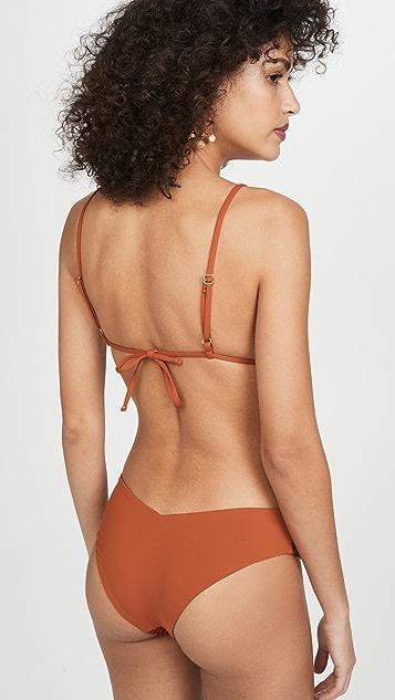 WeWoreWhat Cooper Bikini Top