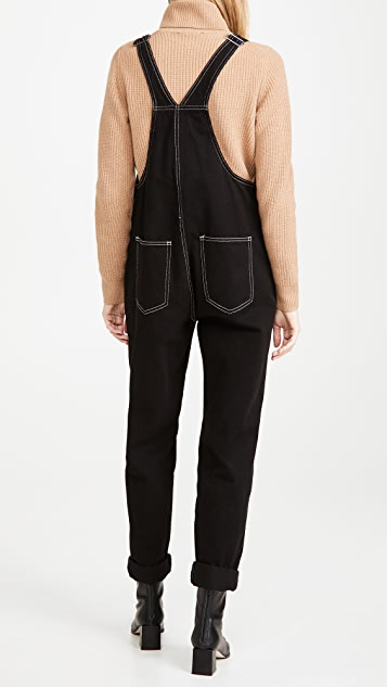 WeWoreWhat Basic 连体裤