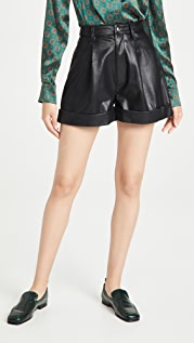 WeWoreWhat Cuff Shorts