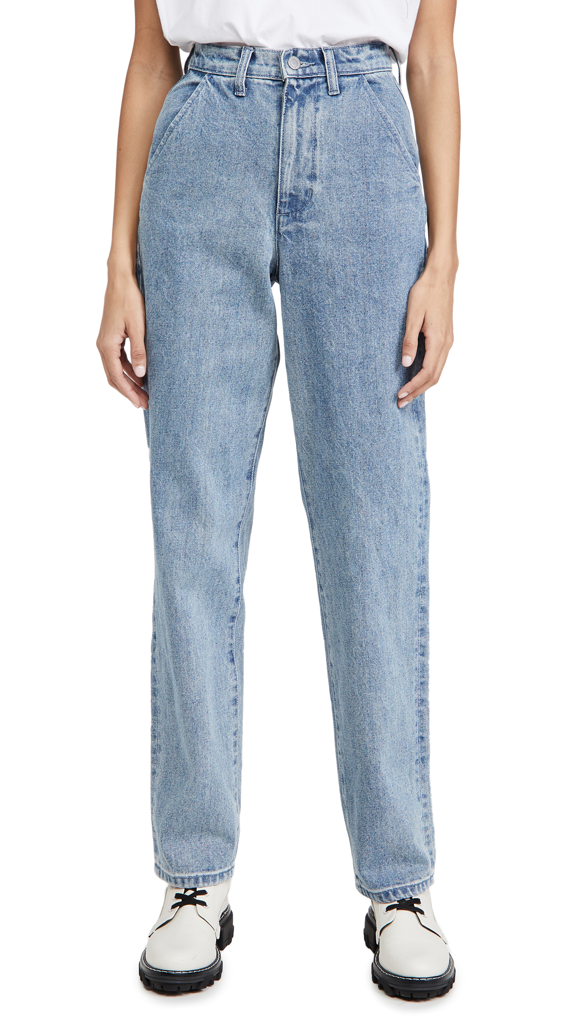 WeWoreWhat Mom Jeans