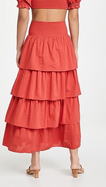 WeWoreWhat Paloma Skirt