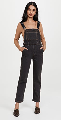 WeWoreWhat - Straight Tapered Overalls