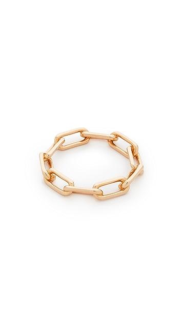 Walters Faith Saxon Chain Link Ring